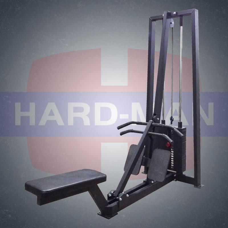 HM-040 Гребная тяга с рычагом