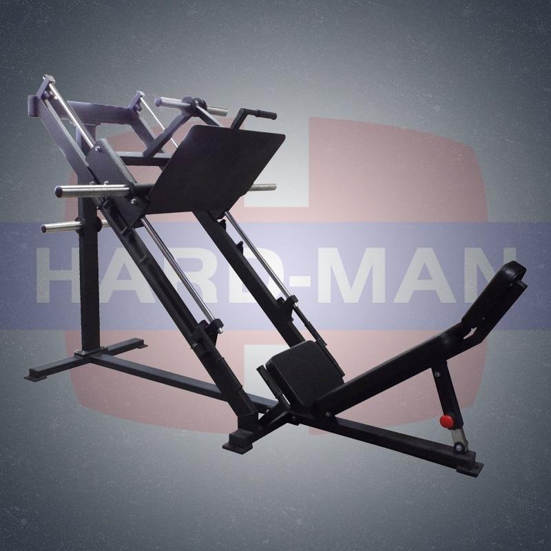HM-083 Жим ногами 45°, нагрузка до 350 кг