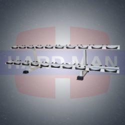 HM-098 Стойка для профессиональных гантелей на 10 пар