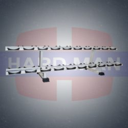 HM-099 Стойка для профессиональных гантелей на 12 пар