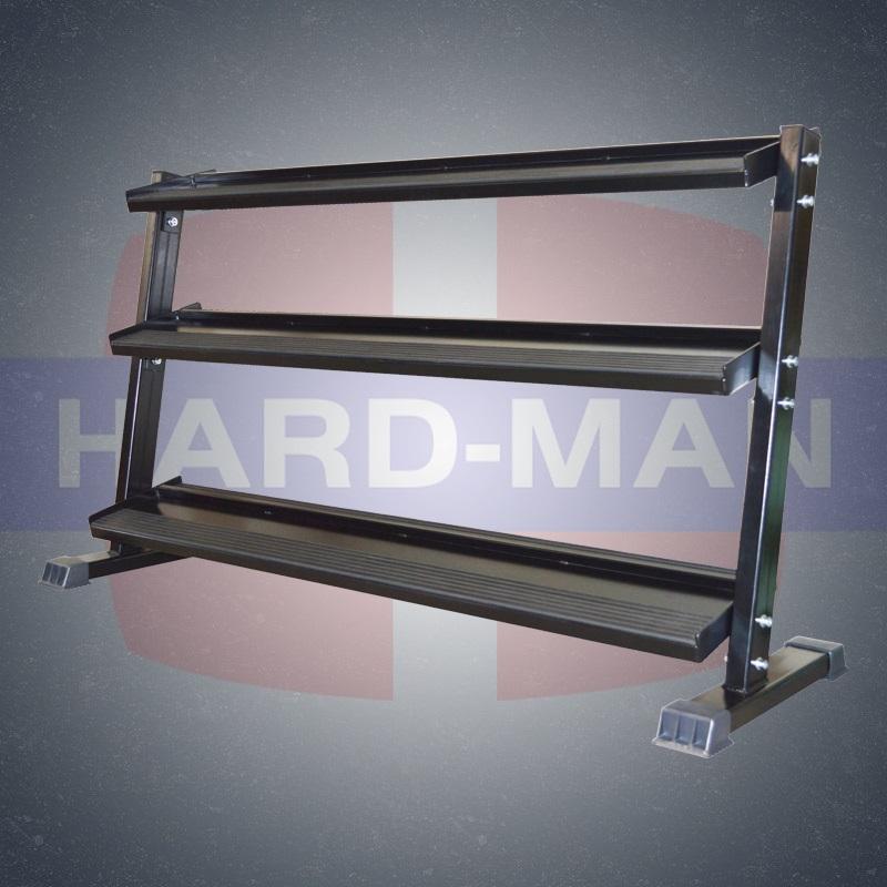 HM-100 Подставка гантельная 3-х ярусная на 10 пар