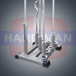 HM-101 Подставка для олимпийских грифов на 5 шт фото