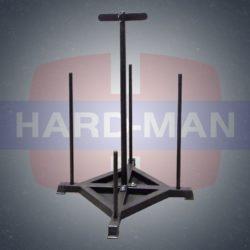 HM-108 Стойка для фитнес штанг на 12 шт