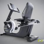 DHZ A5100 Велотренажер профессиональный