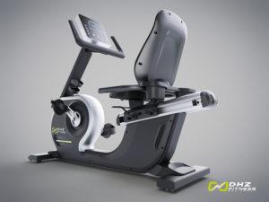 DHZ A5100 Велотренажер профессиональный фото