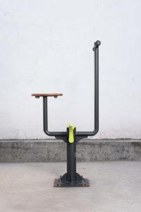 UTFL-1006 Тренажер уличный Велосипед фото