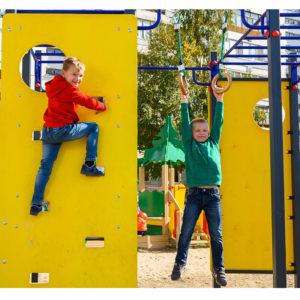 DKFL-7001 Детский спортивный комплекс Атлант фото