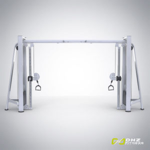 DHZ Fitness Fusion Pro E-7016 Кроссовер с изменением высоты (Adjustable Crossover) фото
